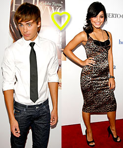Zanessa @ Young Hollywood Awards 2007