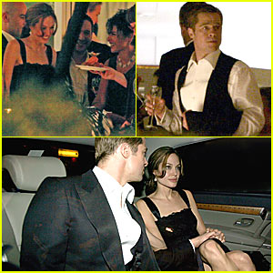 Brad & Angelina: A 'Mighty' After Party