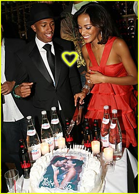Nick Cannon & Selita Ebanks: Engagement Party
