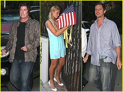 Paris Hilton's Memorial Day Bash