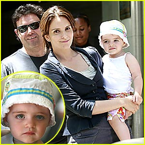 Tina Fey is a 'Baby Mama'