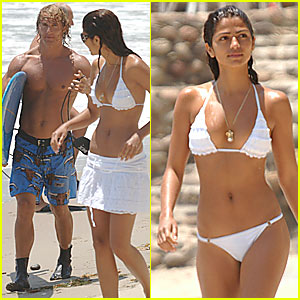 Camila Alves Sports Bikni Body