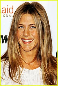 Jennifer Aniston is a Goree Girl