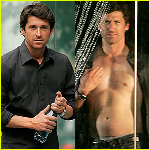 Patrick Dempsey: Shirtless Boy Wonder