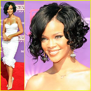 Rihanna @ BET Awards 2007