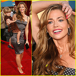 Denise Richards: Oh, Rats!!!