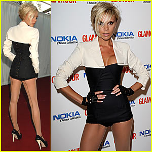 Victoria Beckham Turns Playboy Bunny?