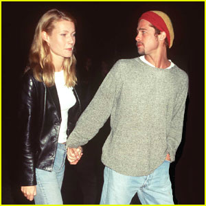 Brad Pitt is Up to His Dirty Tricks
