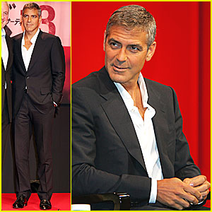 George Clooney: I Have Compromising Photos of Brad & Matt