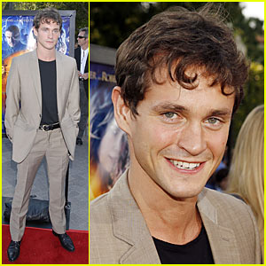 Hugh Dancy @ 'Stardust' Premiere