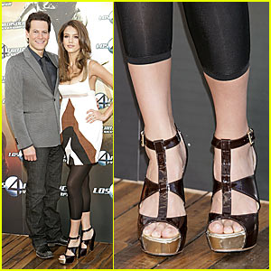 Jessica Alba: Pretty in Platforms