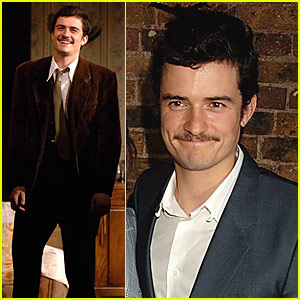 Long Live Orlando Bloom's Mustache