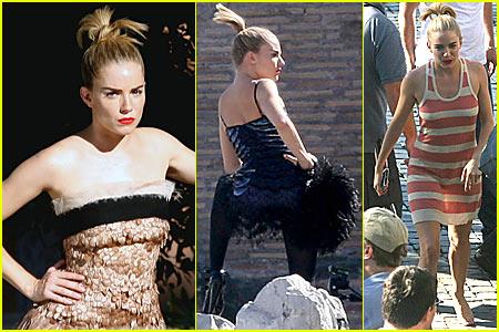 Sienna Miller Shoots Vogue Photo Spread