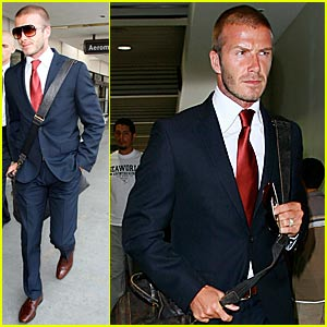 David Beckham Ready to Trample Red Bulls