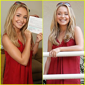 Hayden Panettiere's 18th Birthday Bash