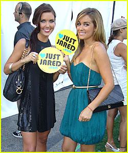 Lauren & Audrina @ 2007 Teen Choice Awards