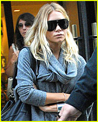 Ashley Olsen: Magical Sweating Troll?