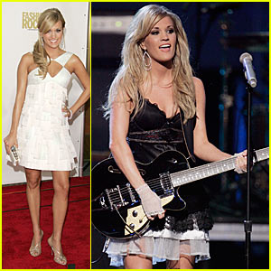 Carrie Underwood @ Fashion Rocks 2007