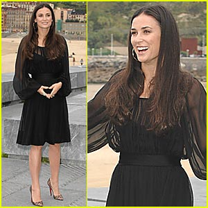 Demi Moore is Flawless