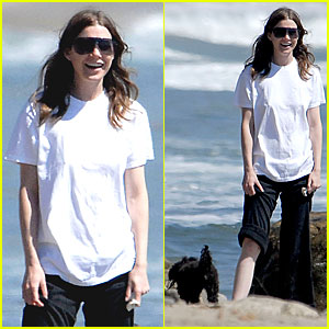 Ellen Pompeo's Beach Break