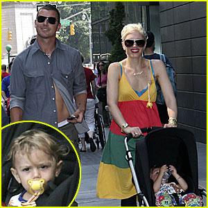Gwen's Sunny Stroll Through Central Park