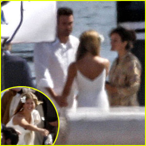 Jennifer Aniston Gets MARRIED... Again!