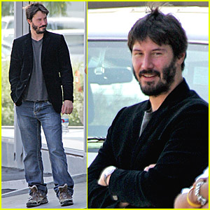Keanu Reeves and His Beard