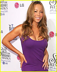 Mariah Carey is Back to Her Fine Figure