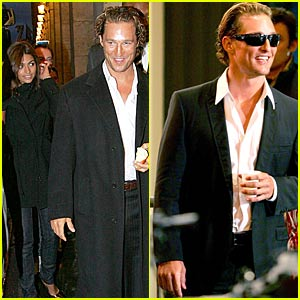 Matthew McConaughey for Dolce & Gabbana