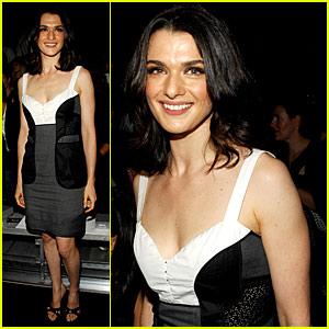 Rachel Weisz @ NY Fashion Week
