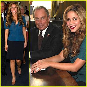 Shakira's $40 Million Donation