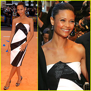 Thandie Newton @ 'Run Fat Boy Run' Premiere