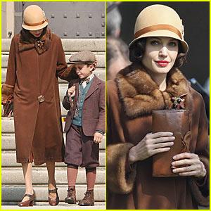 Angelina Jolie Has Pasadena on Her Plate