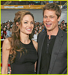 Brad & Angelina are Producing Partners