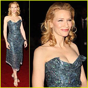 Cate Blanchett @ London Film Festival 2007