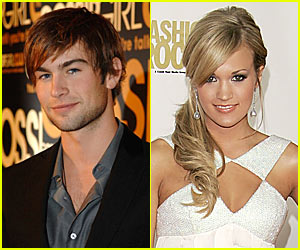 Chace Crawford & Carrie Underwood -- New Couple!