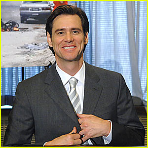 Jim Carrey to the United Nations: Balm Burma!