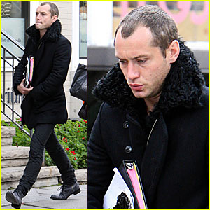 Jude Law Does the Mambo Repossession