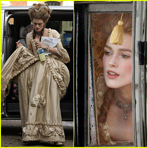 Keira Knightley is The Duchess
