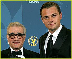 DiCaprio Gets Stranded on 'Shutter Island'