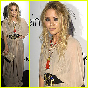 Mary-Kate Olsen @ Calvin Klein Party