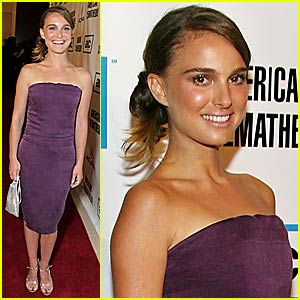 Natalie Portman is Purplelicious