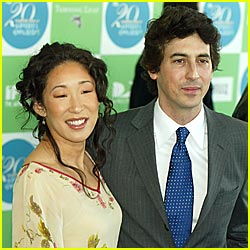 Sandra Oh: The Divorce Has Been Finalized