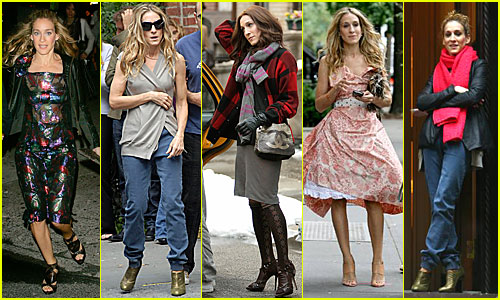 Sex and the City's Movie Fashion