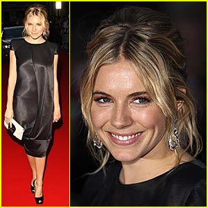 Sienna Miller @ London Film Festival 2007