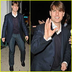 Tom Cruise's