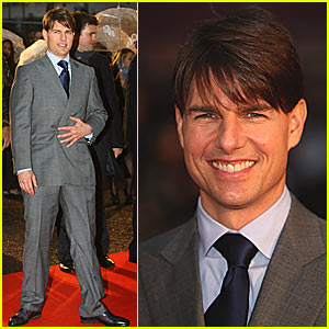 Tom Cruise @ London Film Festival 2007