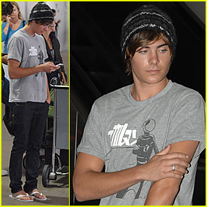 Zac Efron to Los Angeles: I'm Ba-ack!