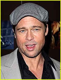 Brad Pitt Drops 'State of Play'