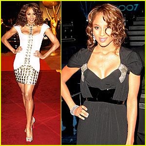 Ciara @ World Music Awards 2007